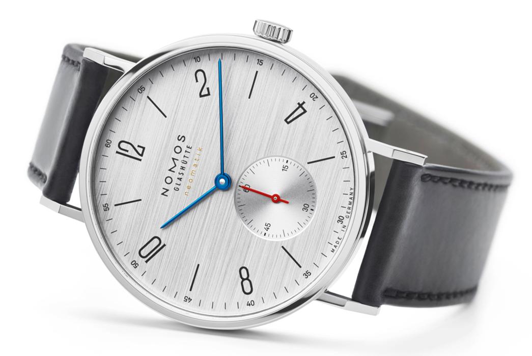 bauhaus-style-watches-five-plus-one2-nomos-tangente-neomatik-silvercut