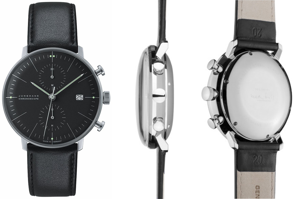 bauhaus-style-watches-five-plus-one5-junghans-max-bill-chronoscope-black-dial