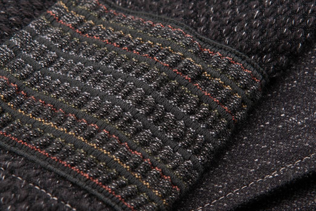 duffle-coats-five-plus-one-1-kapital-kendo-canvas-duffle-short-coat-in-charcoal-detailed