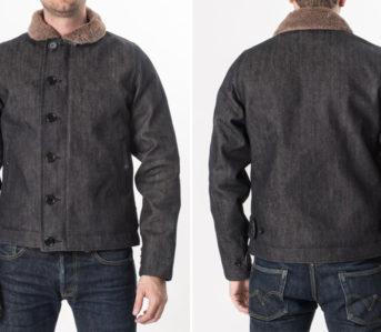 iron-heart-reimagines-the-n-1-deck-jacket-in-21oz-selvedge-denim-model-front-back