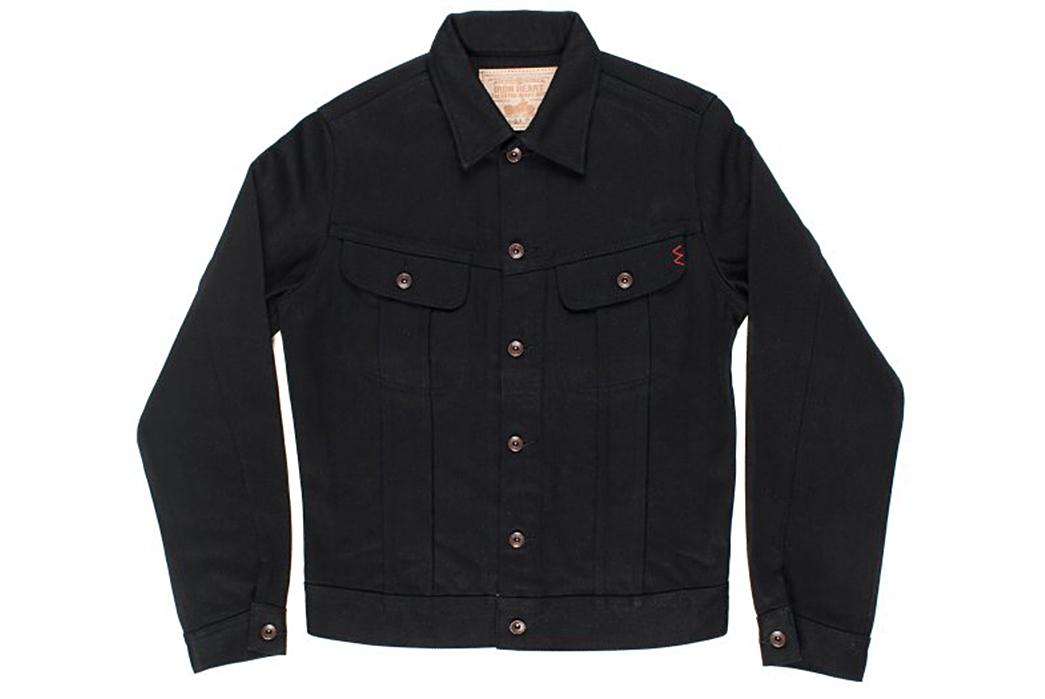 iron-heart-superblack-riffblaster-general-ih-101j-blk-jacket-front