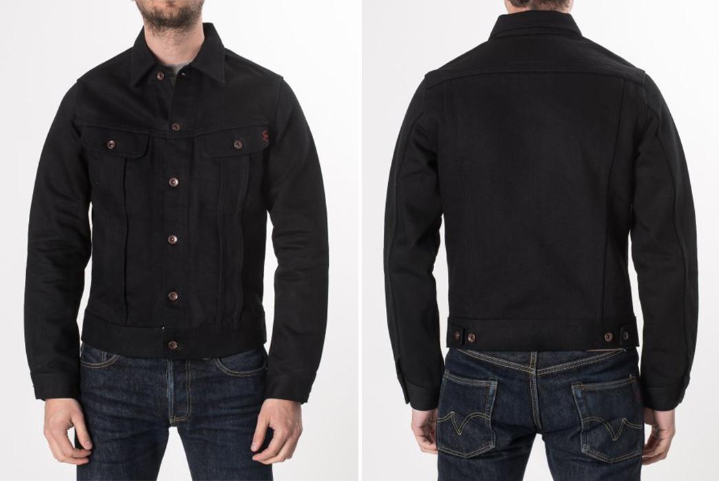 iron-heart-superblack-riffblaster-general-ih-101j-blk-jacket-model-front-back