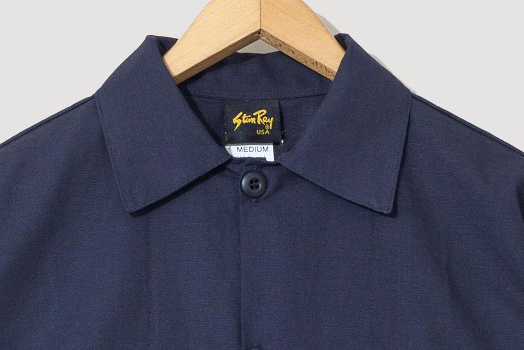 stan-ray-navy-ripstop-3-pocket-jacket-front-top-collar
