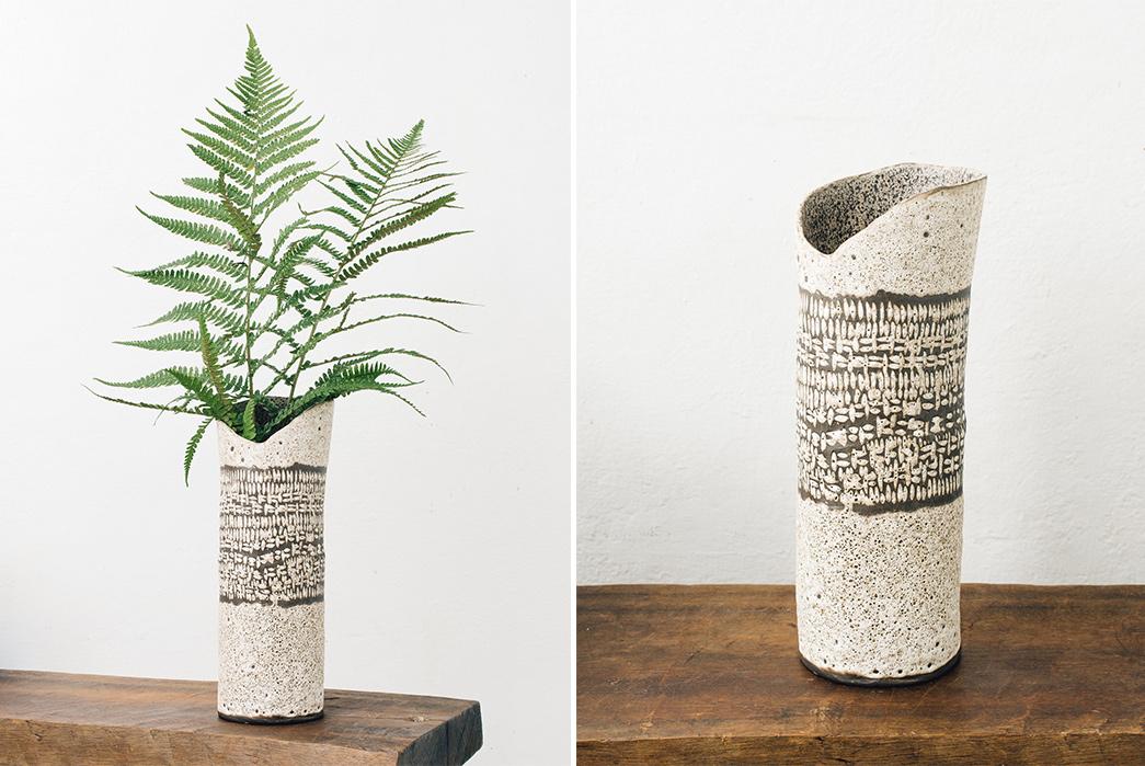 the-heddels-home-gift-guide-2017-1-ayame-ceramics-bullock-bone-wide-texture-vase