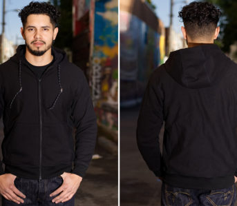 self-edge-3sixteen-and-good-art-make-the-end-all-be-all-hoodie-model-front-back