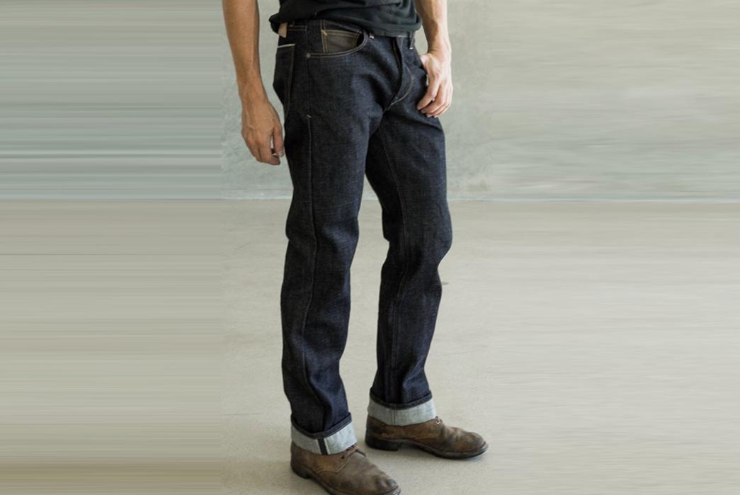 clutch-monkey-freeway-flyer-raw-denim-jeans-model-front-side