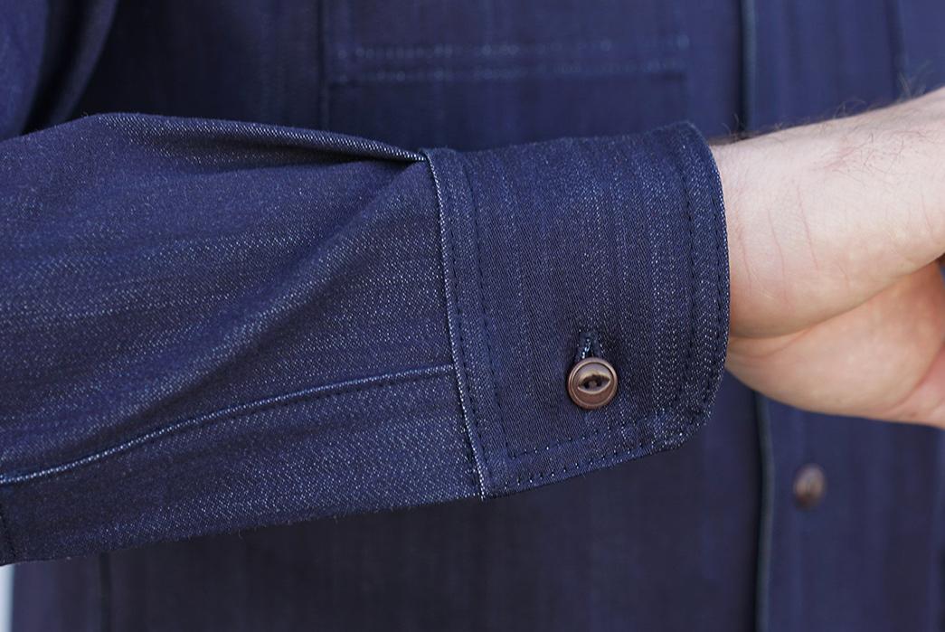 epaulets-9oz-kuroki-denim-chainstitch-shirt-is-primed-for-roping-model-sleeve