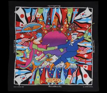 kapital-commemorates-the-winter-olympics-in-peter-max-style-bandana-in-vivid