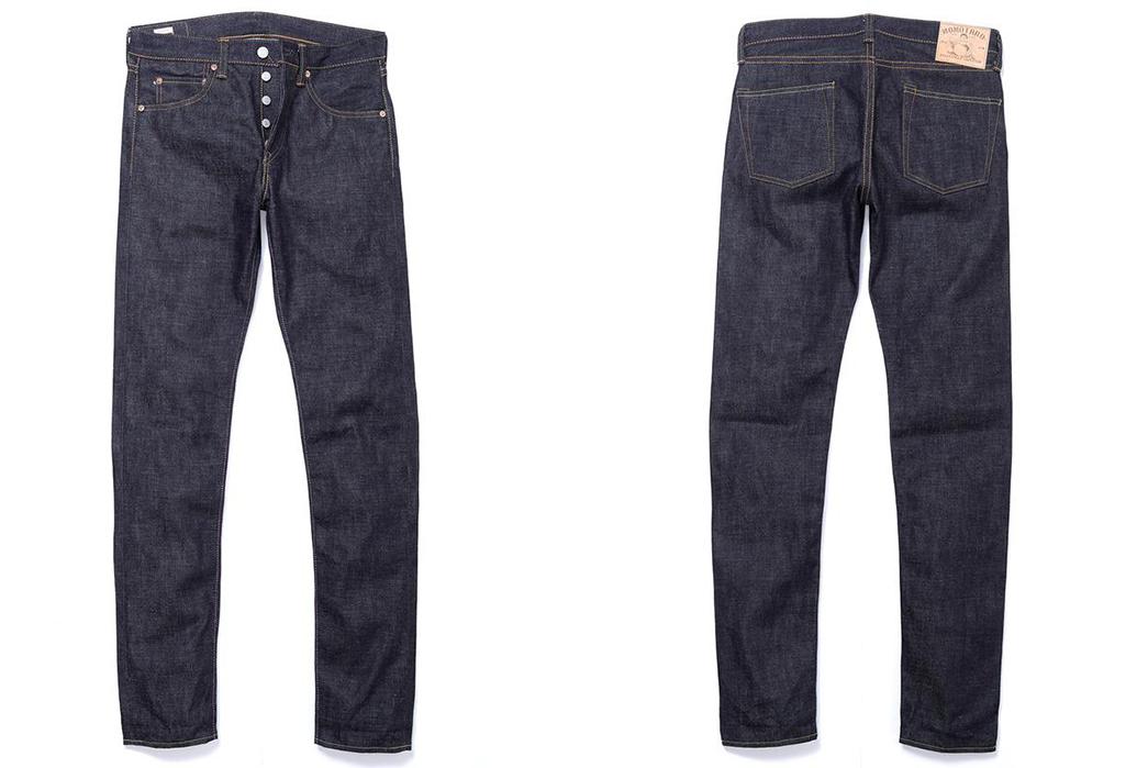 momotaro-0306-v-raw-denim-jeans-front-back