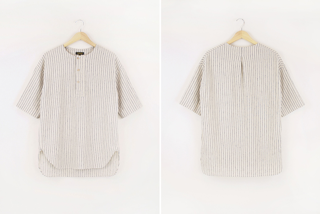 a-vontage-natural-stripe-henley-shirt-front-back