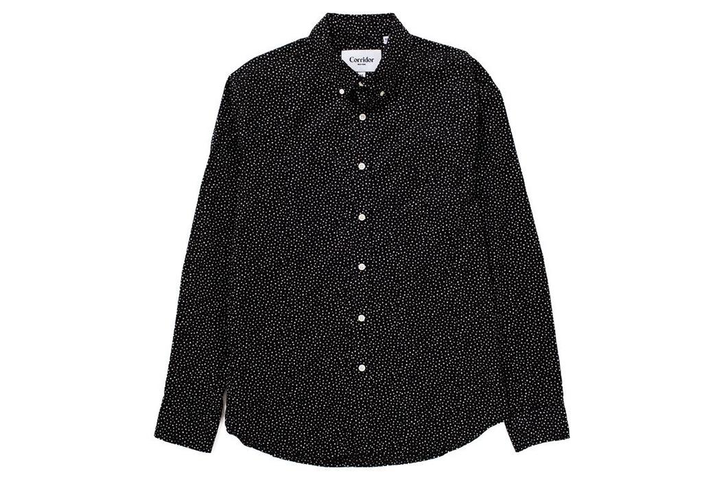 corridor-spring-2018-shirting-black