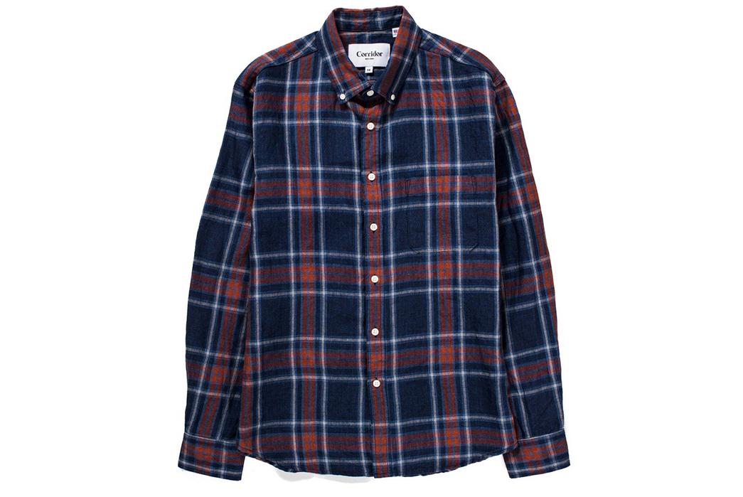 corridor-spring-2018-shirting-blue-red