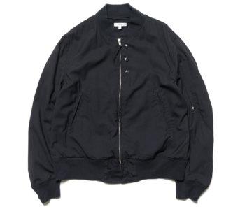 engineered-garments-aviator-jacket-mixes-wool-and-cordura-front