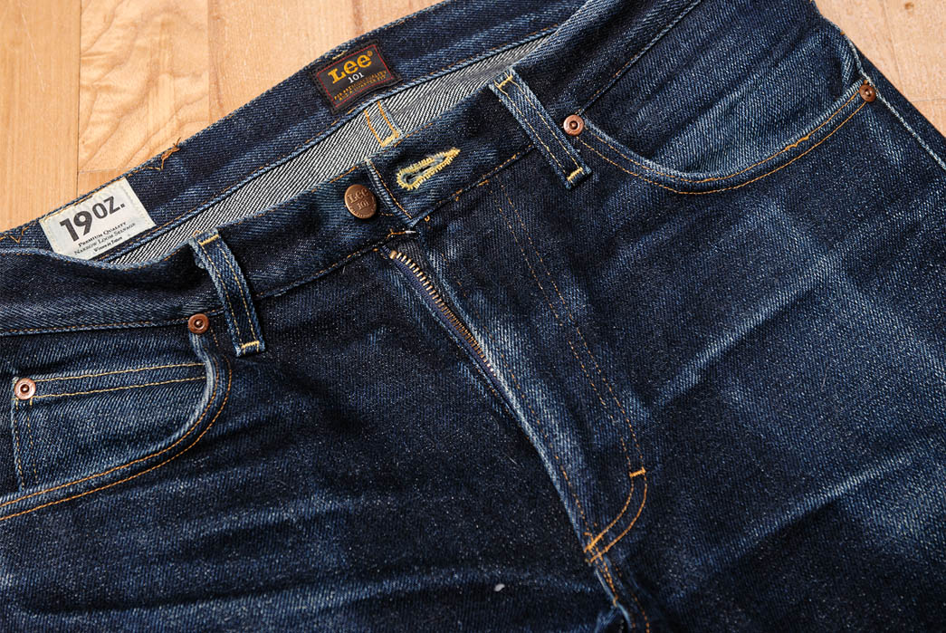 fade-of-the-day-lee-101-rider-19-oz-11-months-3-wash-front-top-detailed