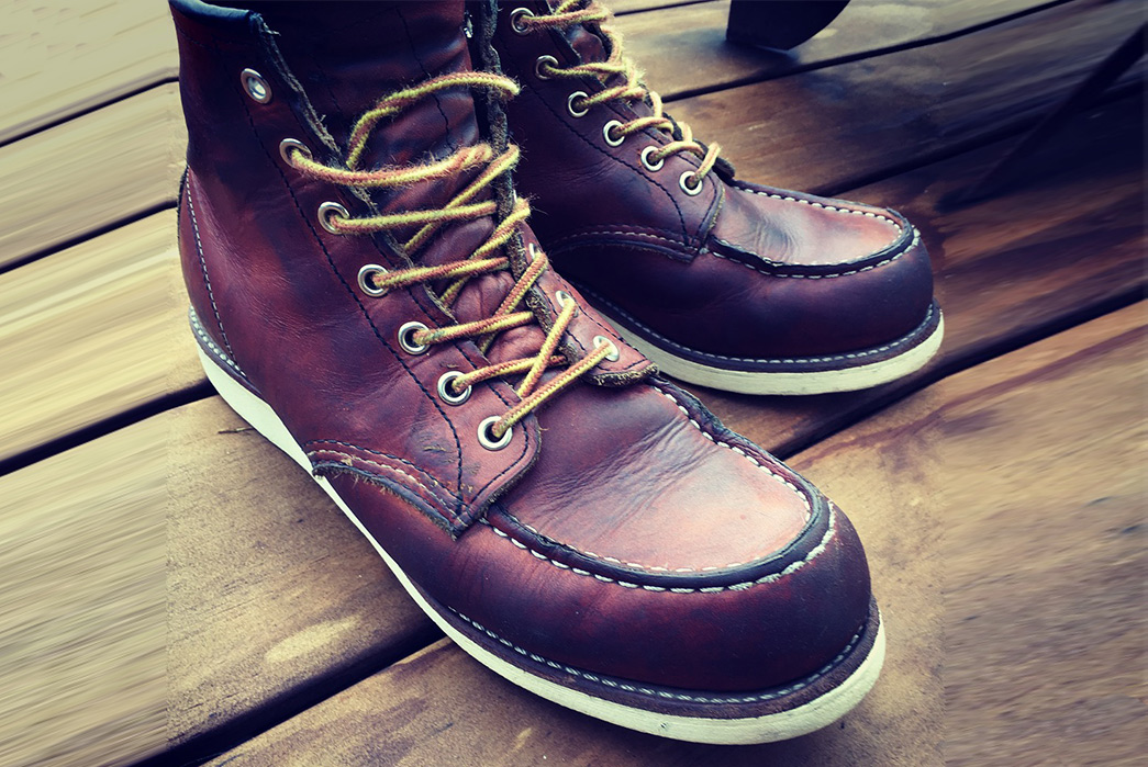 fade-of-the-day-red-wing-875-boots-13-months-front-side