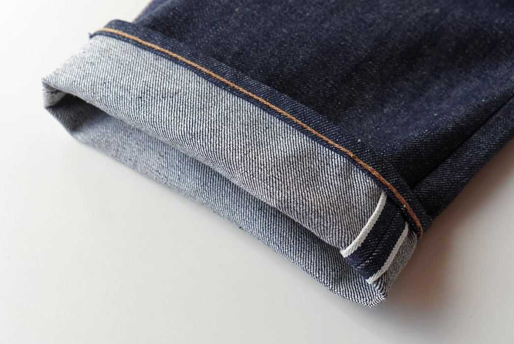 JWJ Brand Grabs Zimbabwe Cotton and Natural Indigo for a Duo of Raw Denim Jeans