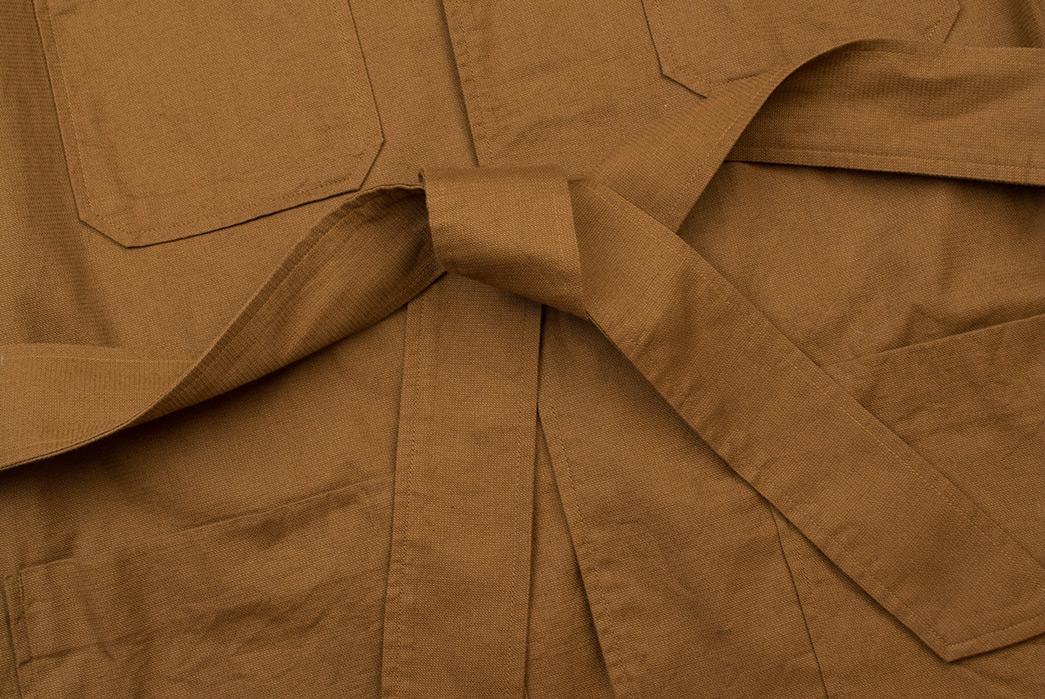 Kaptain Sunshine Streamlines the Safari Jacket