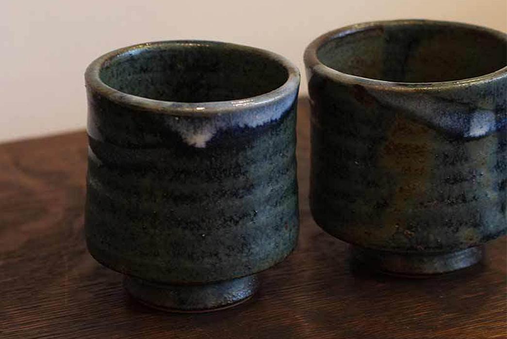 kiriko-mashiko-yaki-indigo-tea-cup-two