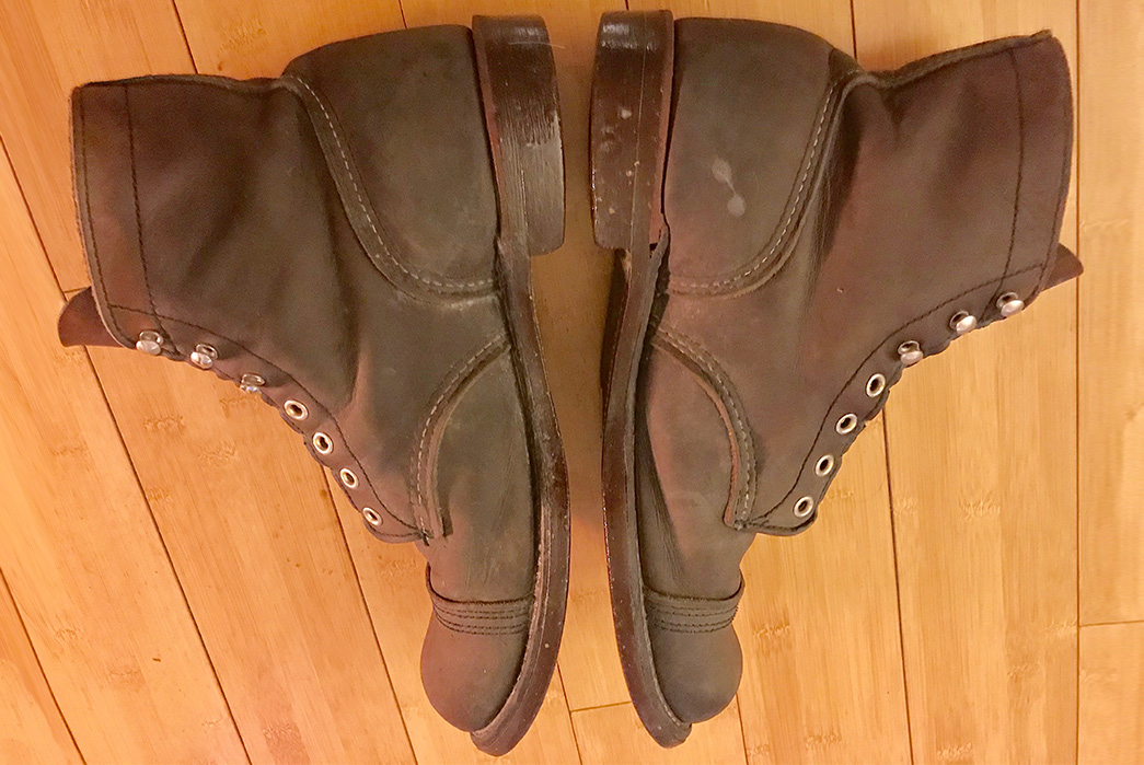 project-vintage-red-wing-iron-ranger-boot-restore-a-second-life-for-a-first-love-post-wash-and-finally-dry
