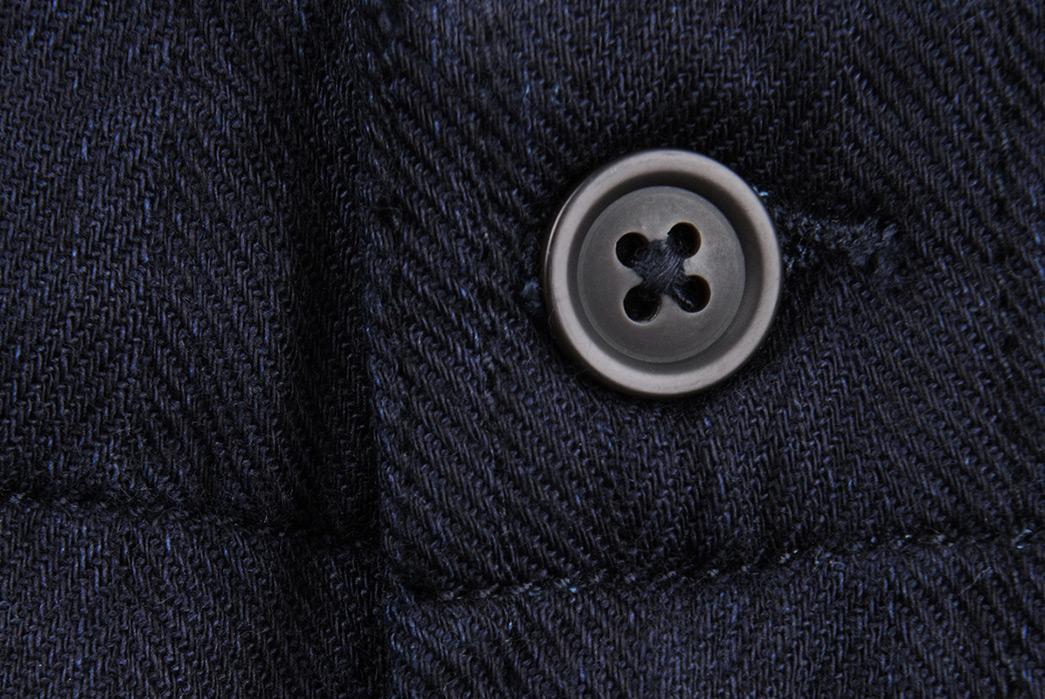 universal-works-double-denim-herringbone-fatigue-pants-button
