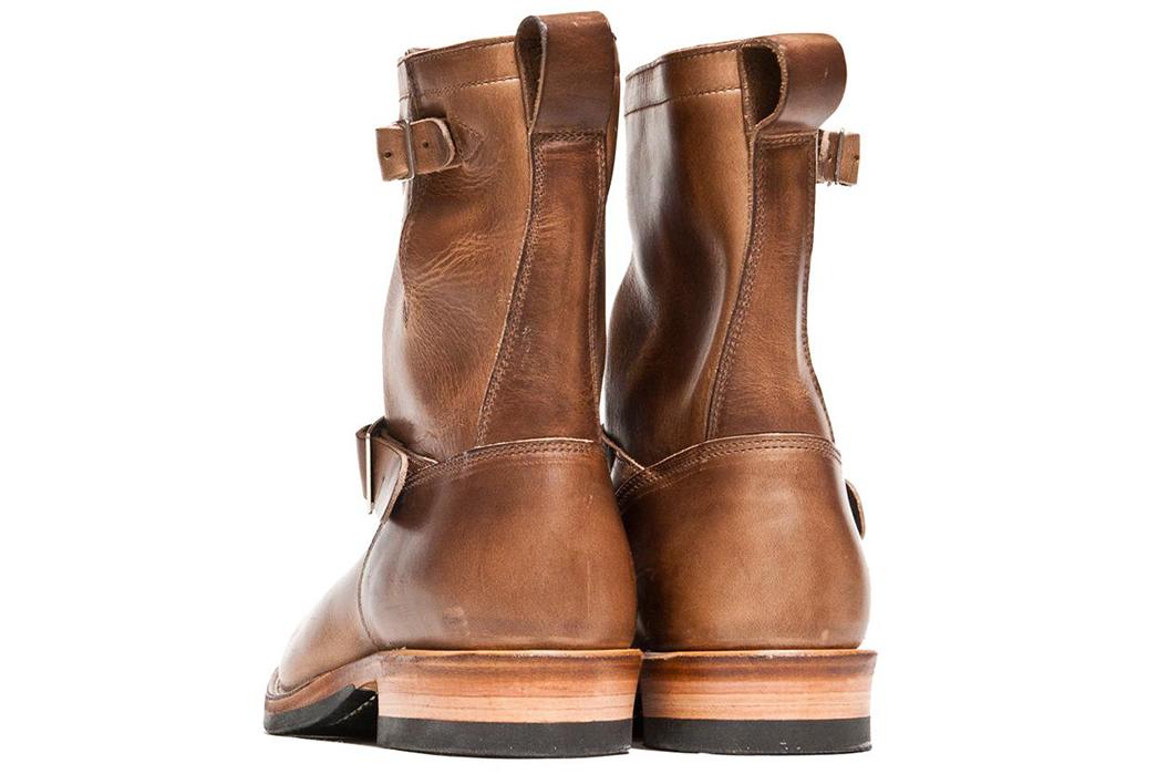 viberg-natural-chromexcel-engineer-boot-pair-back