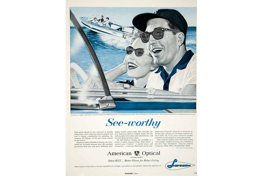 a-primer-on-well-made-sunglasses-vintage-american-optical-ad-image-via-pinterest