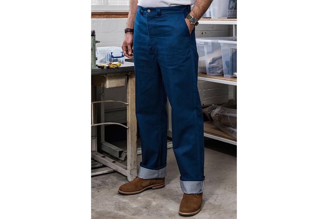 blackhorse-lane-ateliers-reinterprets-vintage-us-army-trousers-in-natural-indigo-front-left