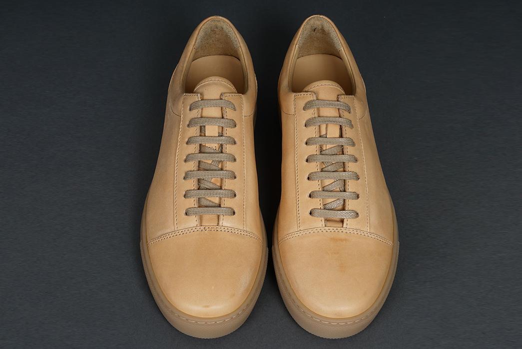 Epaulet's-Latest-Natural-Horsehide-Sneakers-is-Inspired-by-Vans-Sneakers-low-pair-front