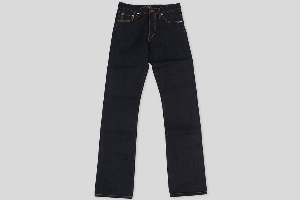 Oldblue-Co.-15-oz.-Desert-Selvedge-Raw-Denim-Jeans-front