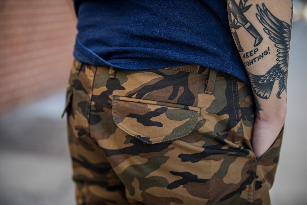 Rogue-Territory-Japanese-Camo-Ripstop-Safari-Shorts-model-back-side