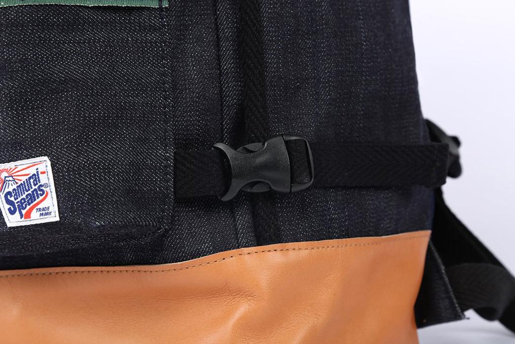 samurai-17oz-denim-hiking-backpack-buckle