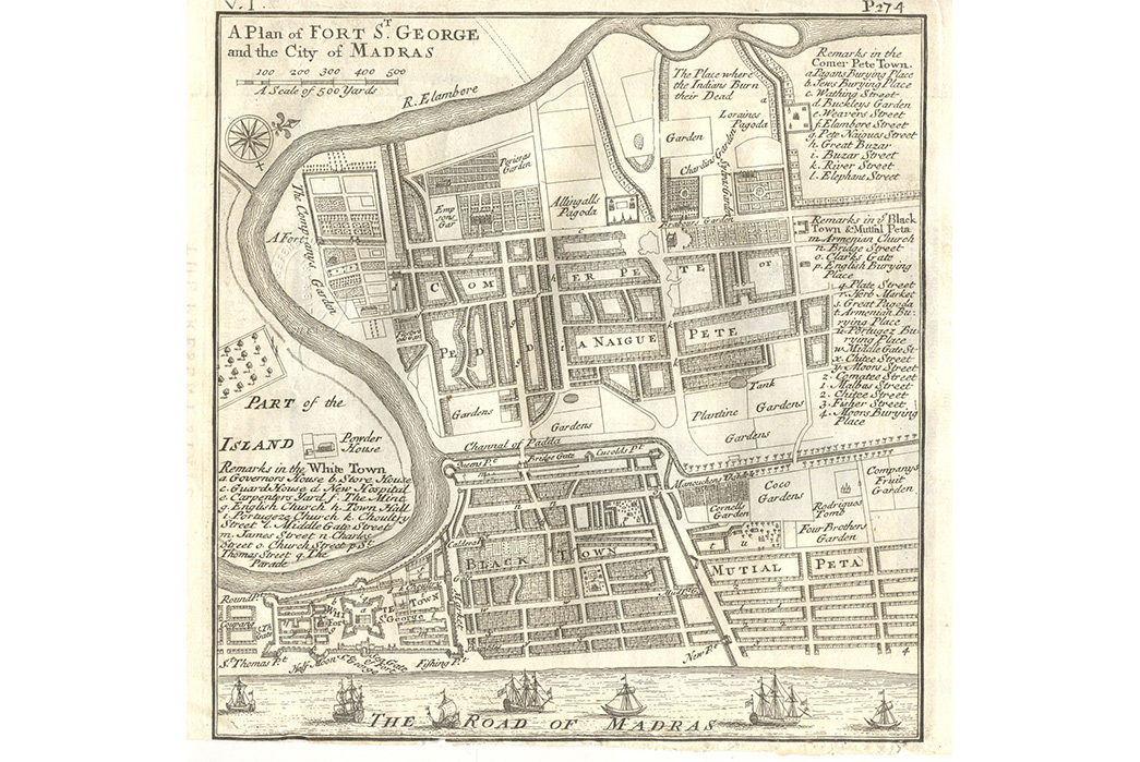 The-History-of-Madras-Fabric-Fort-St.-George-and-the-city-of-Madras.-Image-via-Columbia.edu