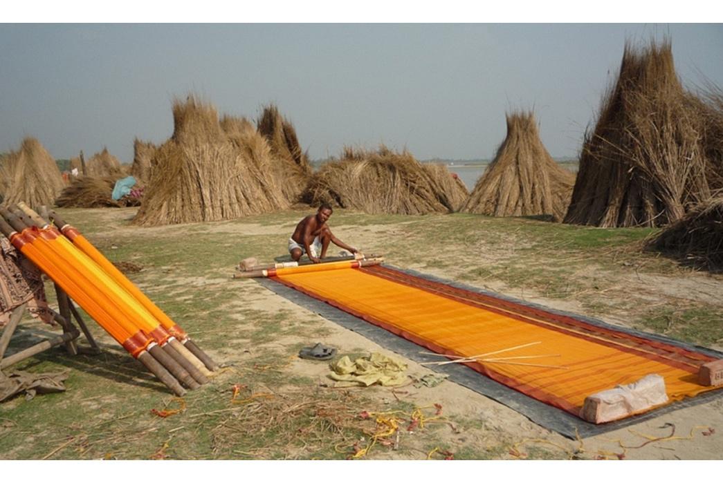 The-History-of-Madras-Fabric-Woven-Madras.-Image-via-Styleforum.