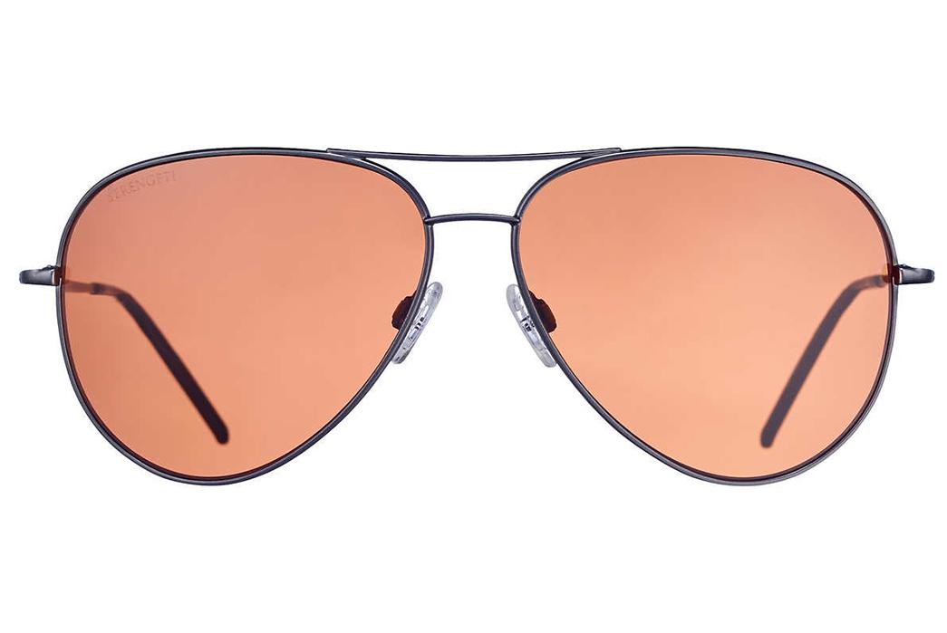 Aviator-Sunglasses---Five-Plus-One-5)-Serengeti-Medium-Aviators-in-Gunmetal