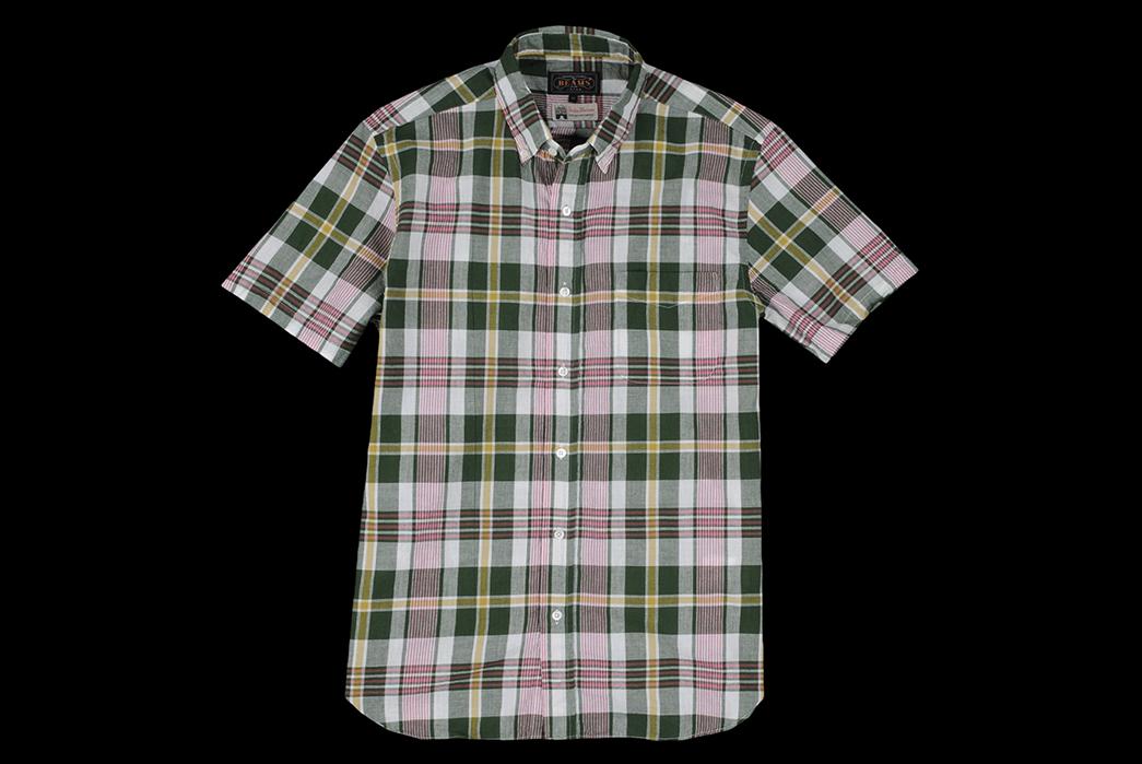Beams+-spring-2018-shirting