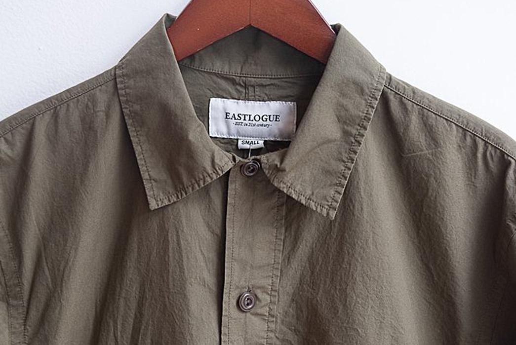 Eastlogue-Trekking-Shirt-front-top-collar