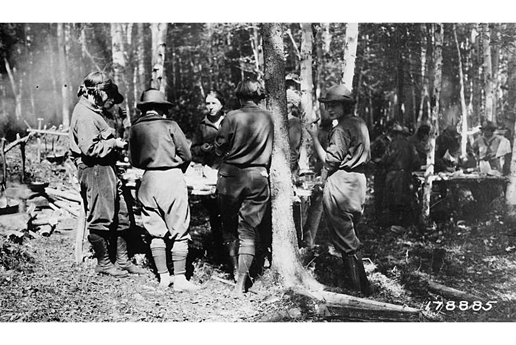 Evolution-of-Hiking-Boots-Chattanooga-girl's-camp.-Image-via-Pinterest.