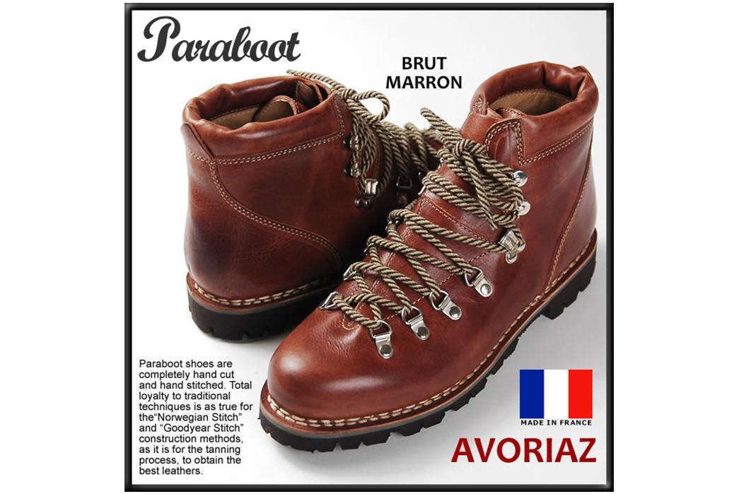 Evolution-of-Hiking-Boots-Paraboot.-Image-via-Rakuten.