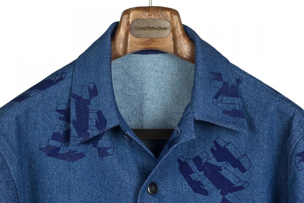 Handprinted-Denim-Makes-its-Way-into-the-Tony-Shirtmakers'-Minimalist-Jacket-front-collar