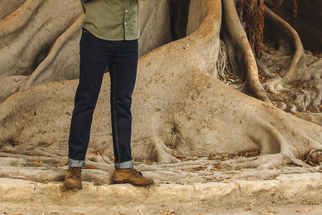 Heddels Sanjuan One Wash Selvedge 13 oz Jeans Agreste Clothing Rugged Garments Passionately Made In Valencia For Adventurous Urbanites-5