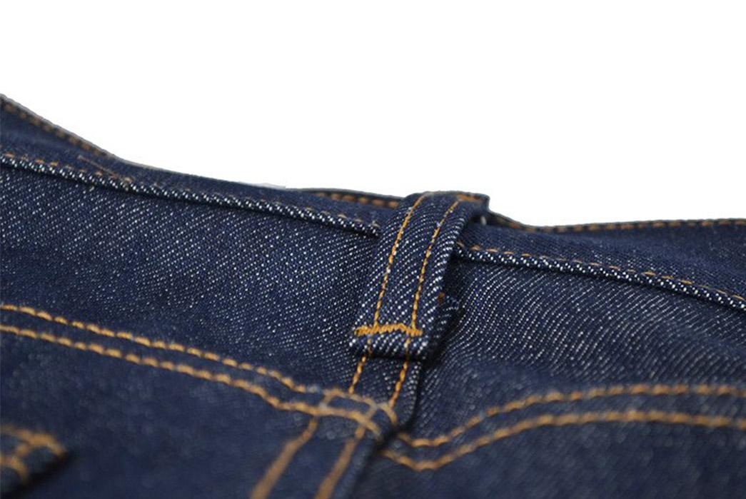 Left-Field-Cone-Mills-White-Oak-Natural-Indigo-Jeans-back-seams
