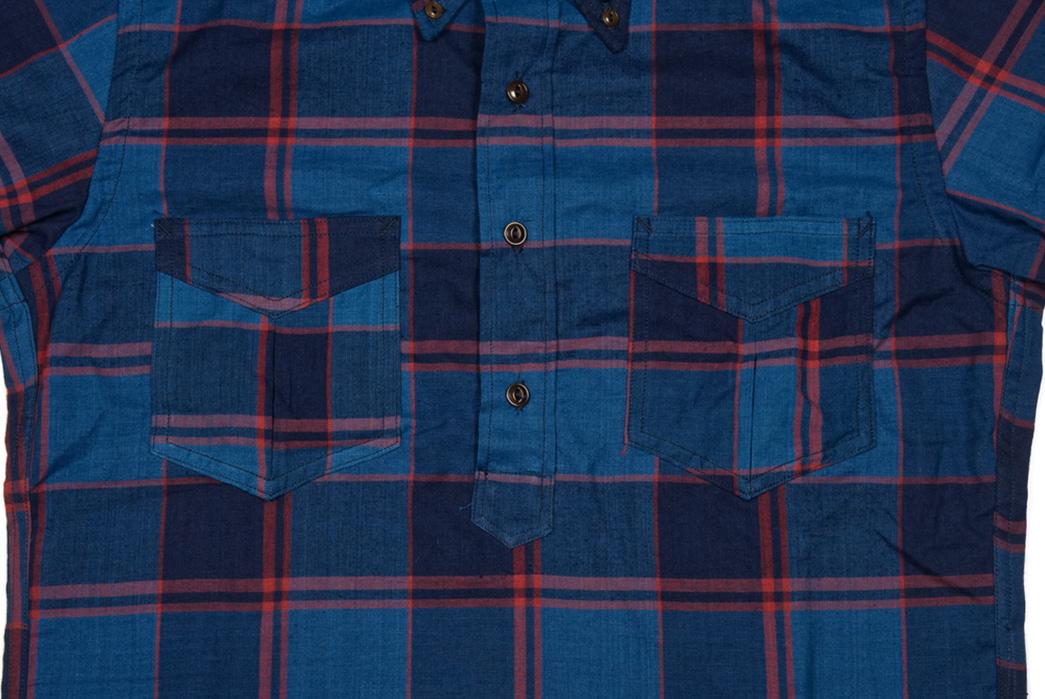 Mister-Freedom-Indigo-Madras-Berkeley-Shirt-front-pockets