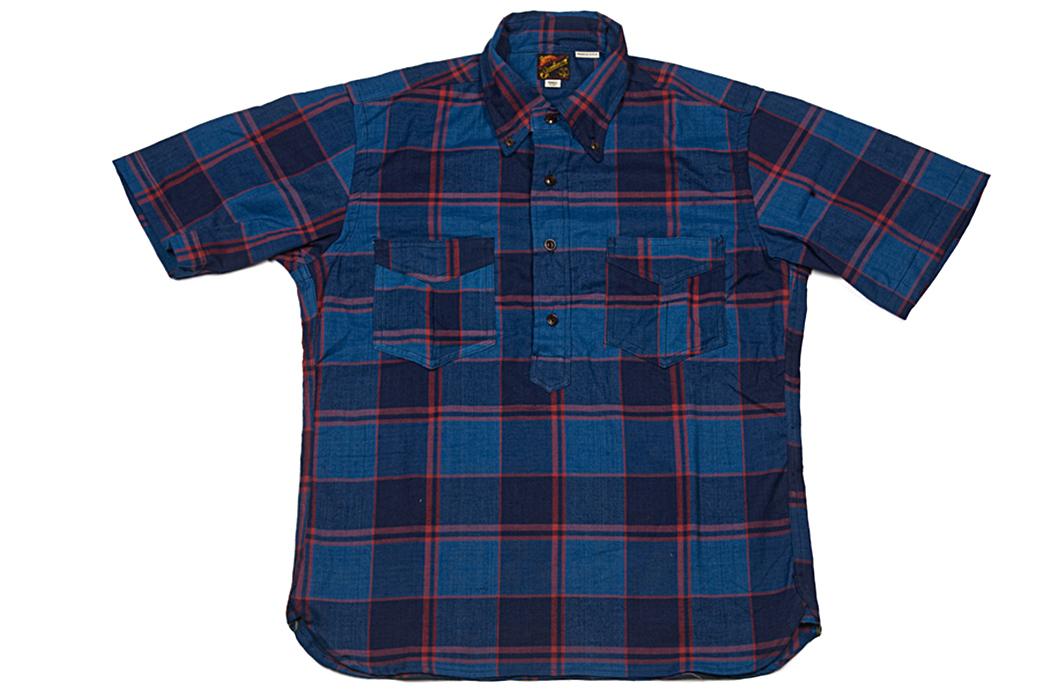 Mister-Freedom-Indigo-Madras-Berkeley-Shirt-front