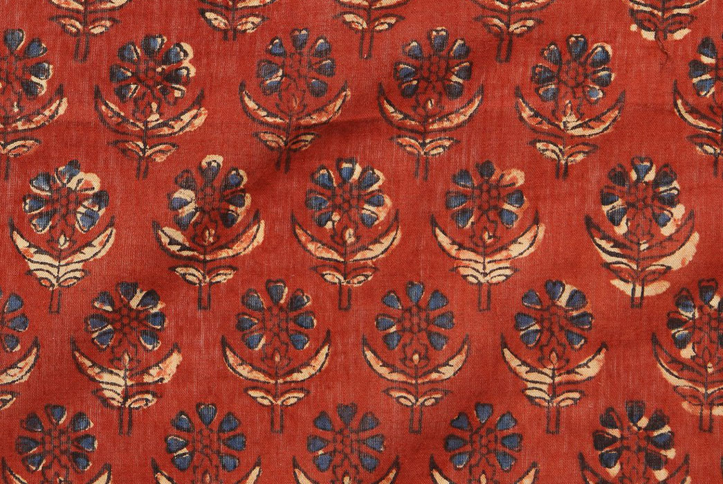 Red-Road-Hand-Blocked-Plant-Dyed-Bandanas-red-detailed
