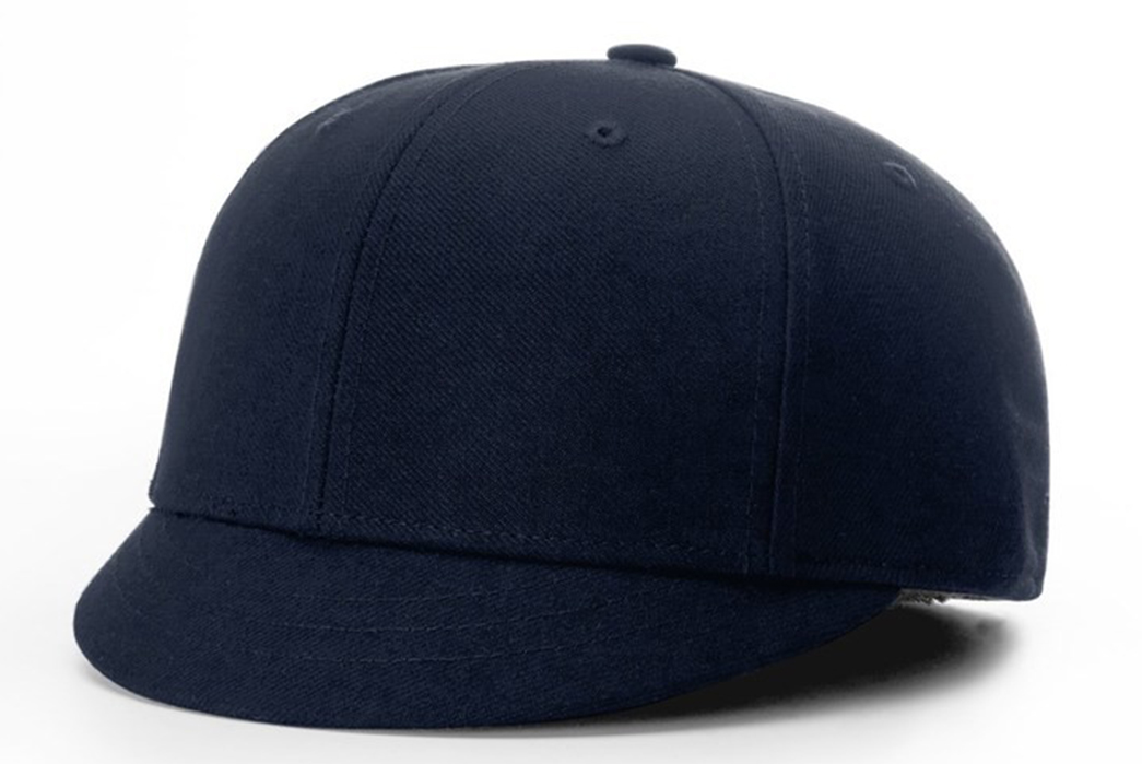 Vintage-Style-Baseball-Caps---Five-Plus-One-(Plus-One-More!)-blue