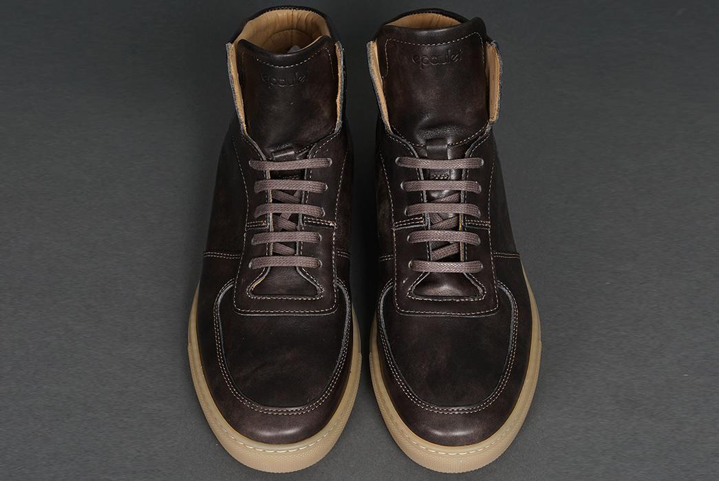 Epaulet-Full-Court-Trainer-in-Gunmetal-Museum-Calf-pair-front-top