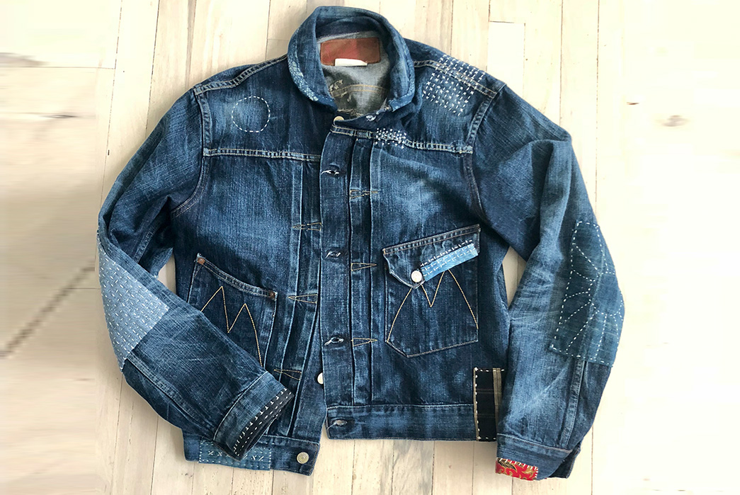 Fade-Friday---Mister-Freedom-Ranch-Blouse-Lot-44-(~8-Years,-4-Washes,-1-Soak)-front