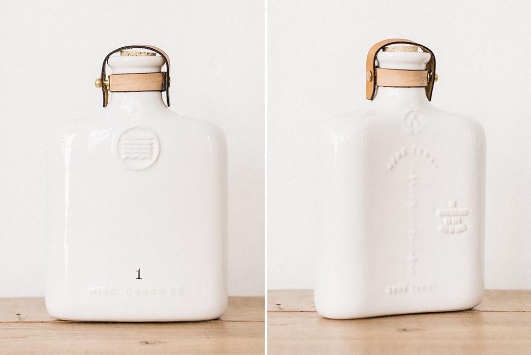 Flasks---Five-Plus-One-2)-Wholesale-Misc.-Goods-Ceramic-Flask