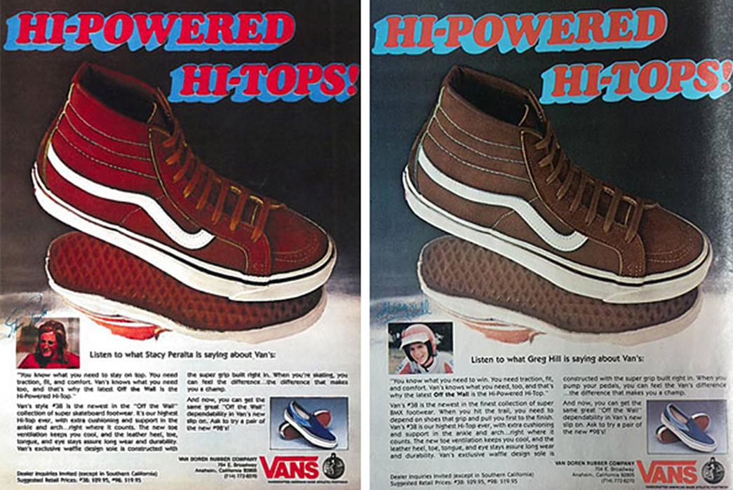 History-of-Vans-Sneakers-An-advert-for-Vans-Style-#38-via-Share-Skateboarding