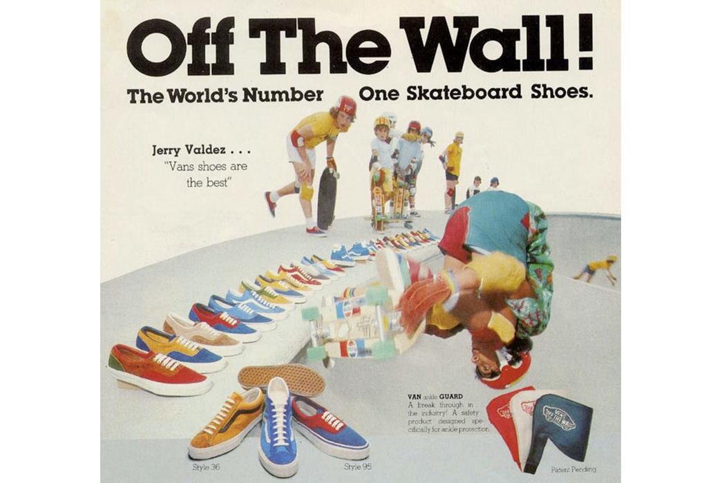 History-of-Vans-Sneakers Image via pinterest
